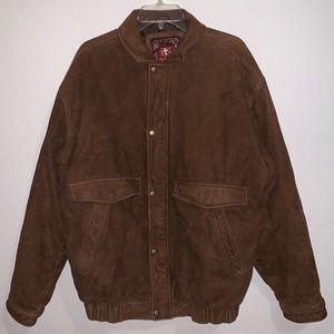 The Territory Ahead Men's Leather Jacket Coat XL